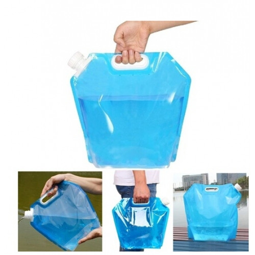 Outdoor Portable Folding Water Storage Bag for Camping / Hiking / Fishing