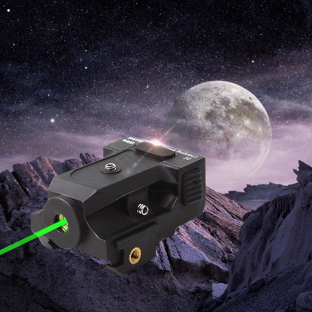 L101G Outdoor Tactical Green Laser Slight Optical Maser Sighting Device
