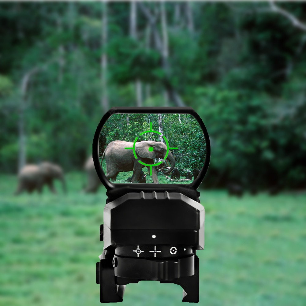 20mm / 11mm Tactical Scope Optics Sighting Telescope