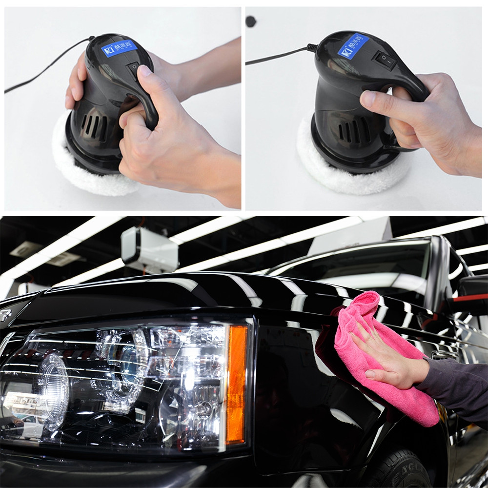 12V 40W Waxing Polishing Machine Auto Car Polisher Electric Waxer