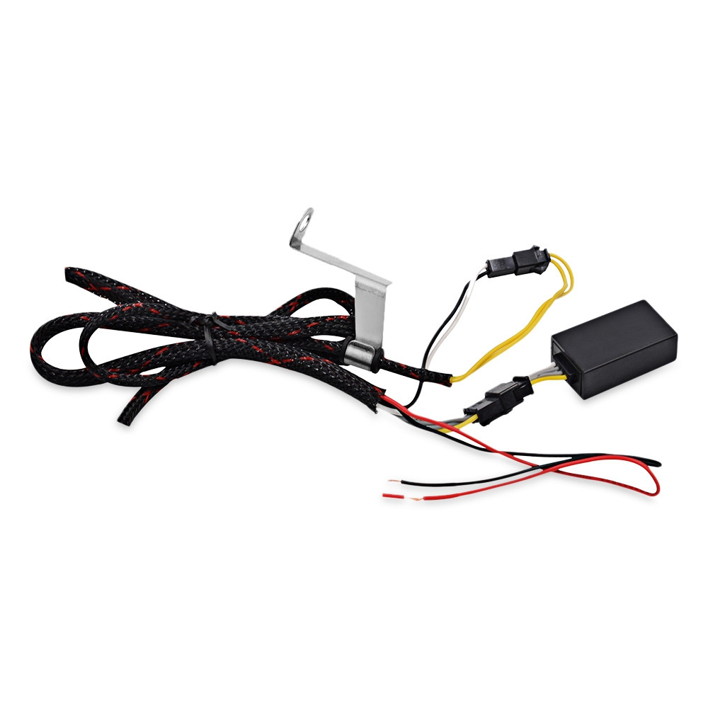 CS - 095A1 Universal Motorcycle Electric Heated Handgrip Kit for ATV UTV