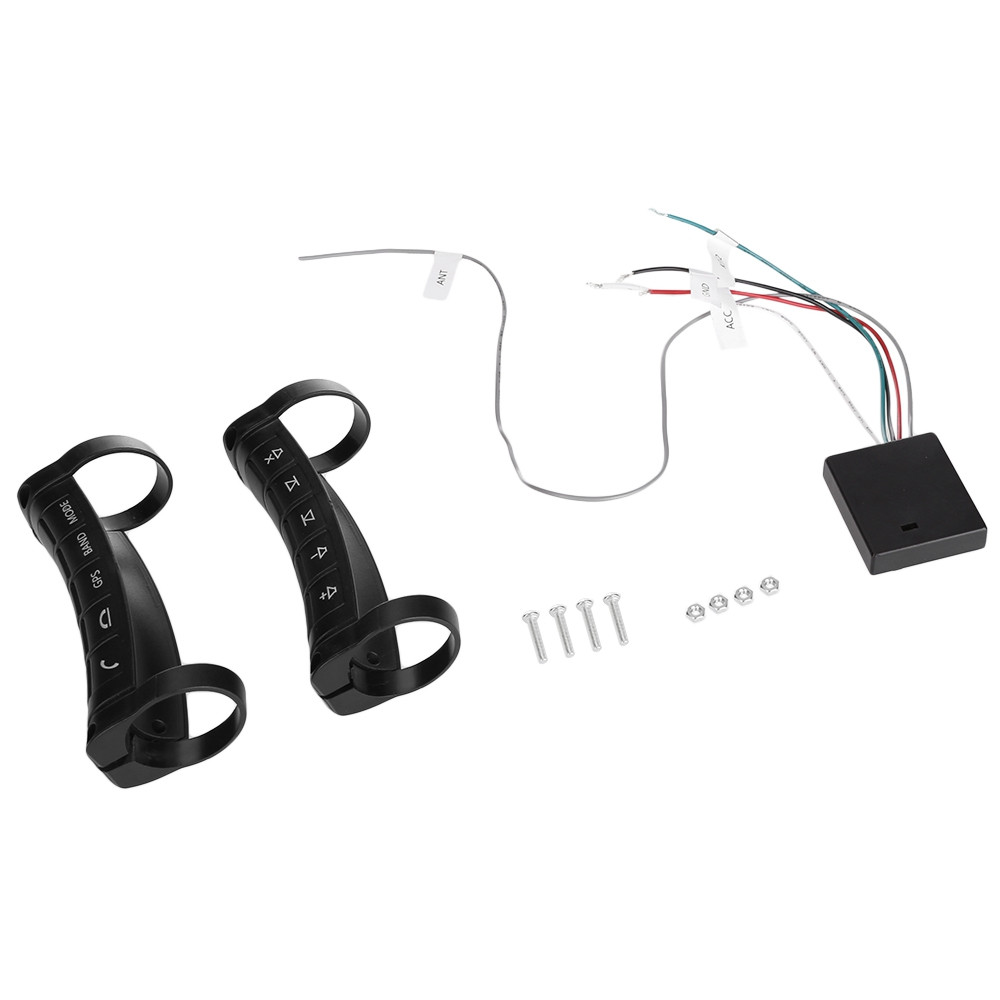NQ - 098 Universal Car Steering Wheel Button Remote Controller