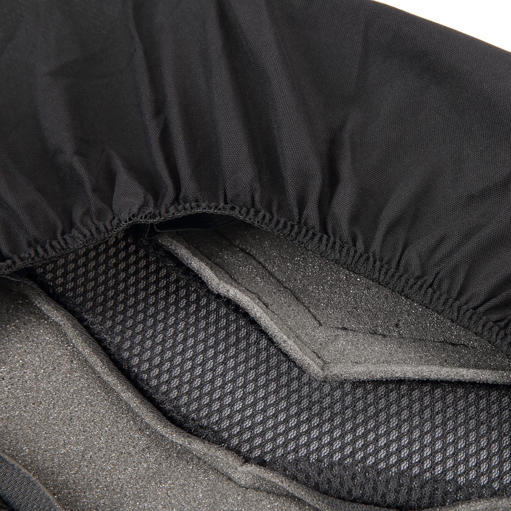 T22552RG 9pcs Car Seat Cover Set Water-resistant Anti-Dust Sandwich Fabrics Auto Cushion Protector