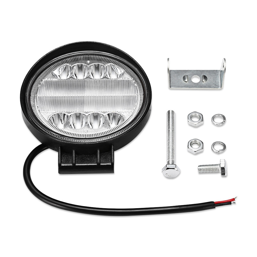 1PC 72W 4 inch LED Working Lamp for Off-road Vehicle SUV Front Headlight