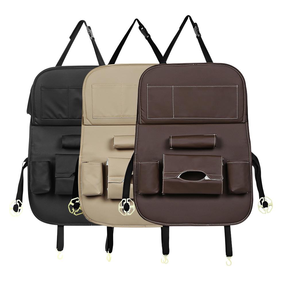 Multifunctional Car Seat Back Hanging Storage Bag