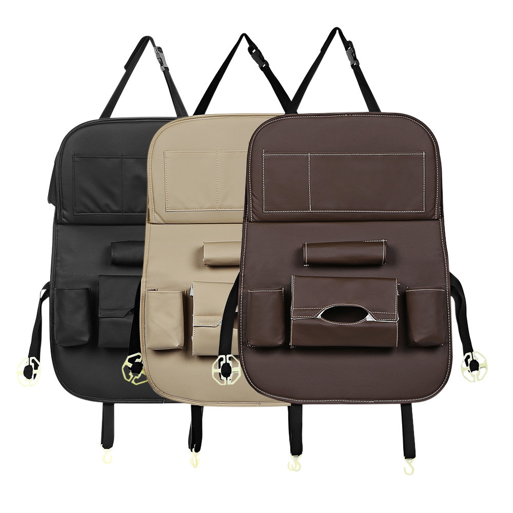 Multifunctional Car Seat Back Hanging Storage Bag