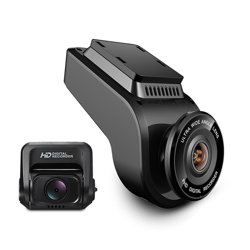 JunsunS590 4k Ultra HD WiFi Car Dash Cam 2160p 60fps ADAS Dvr with 1080p