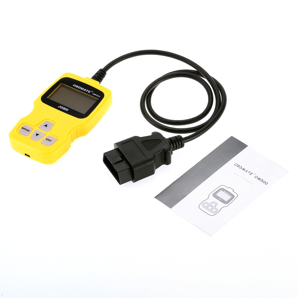 AUTOPHIX OM500 OBDMATE OBD2 Code Reader with Multilingual Full Function