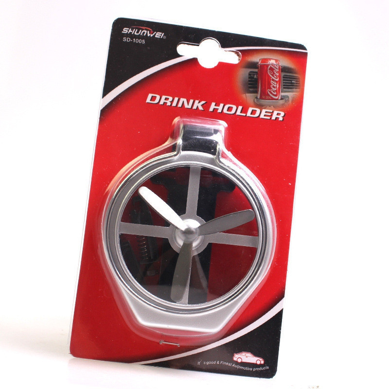 Car Storage Foldable Beverage Outlet Cup Shelf