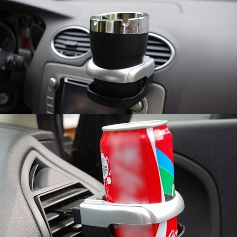 Car Air Condition Vent Outlet Can Water Bottle Cup Mount Holder