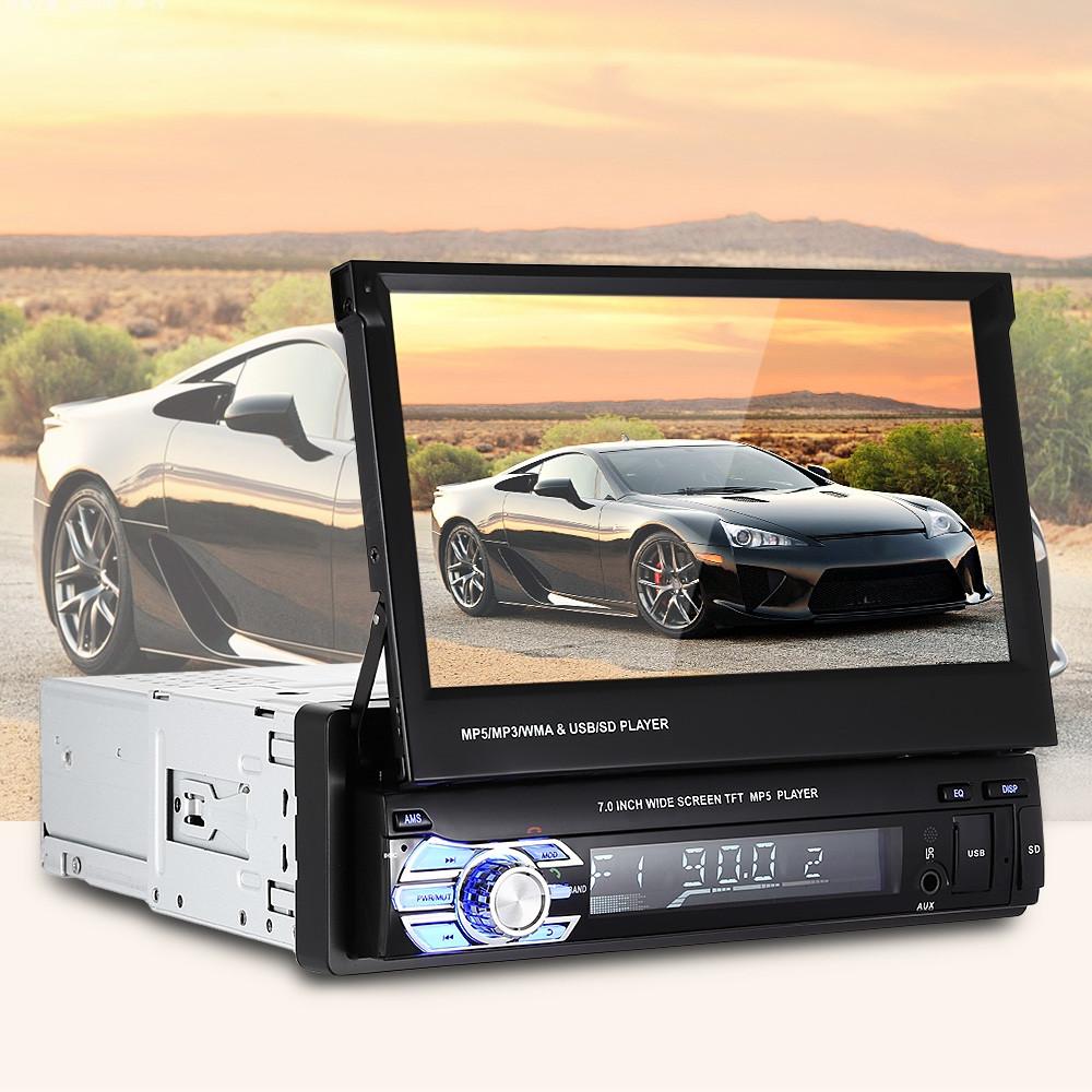 RM - GW9601 Car Multimedia Player with Bluetooth FM Radio