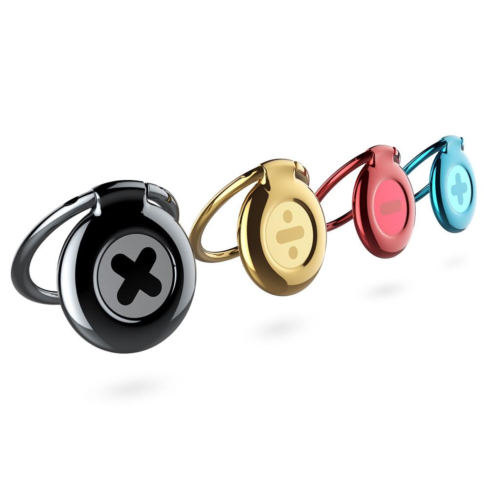 Baseus Symbol Ring Bracket Finger Grip Phone Desktop Holder