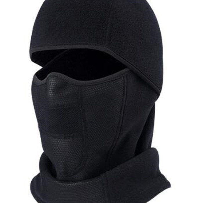 Autumn and Winter Thick Warm Ski Mask Men Women Outdoor Windproof Hood
