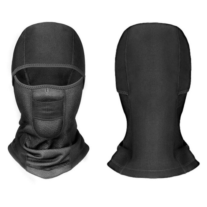 Outdoor Winter Windproof Warm Thick Hat Masked Cap