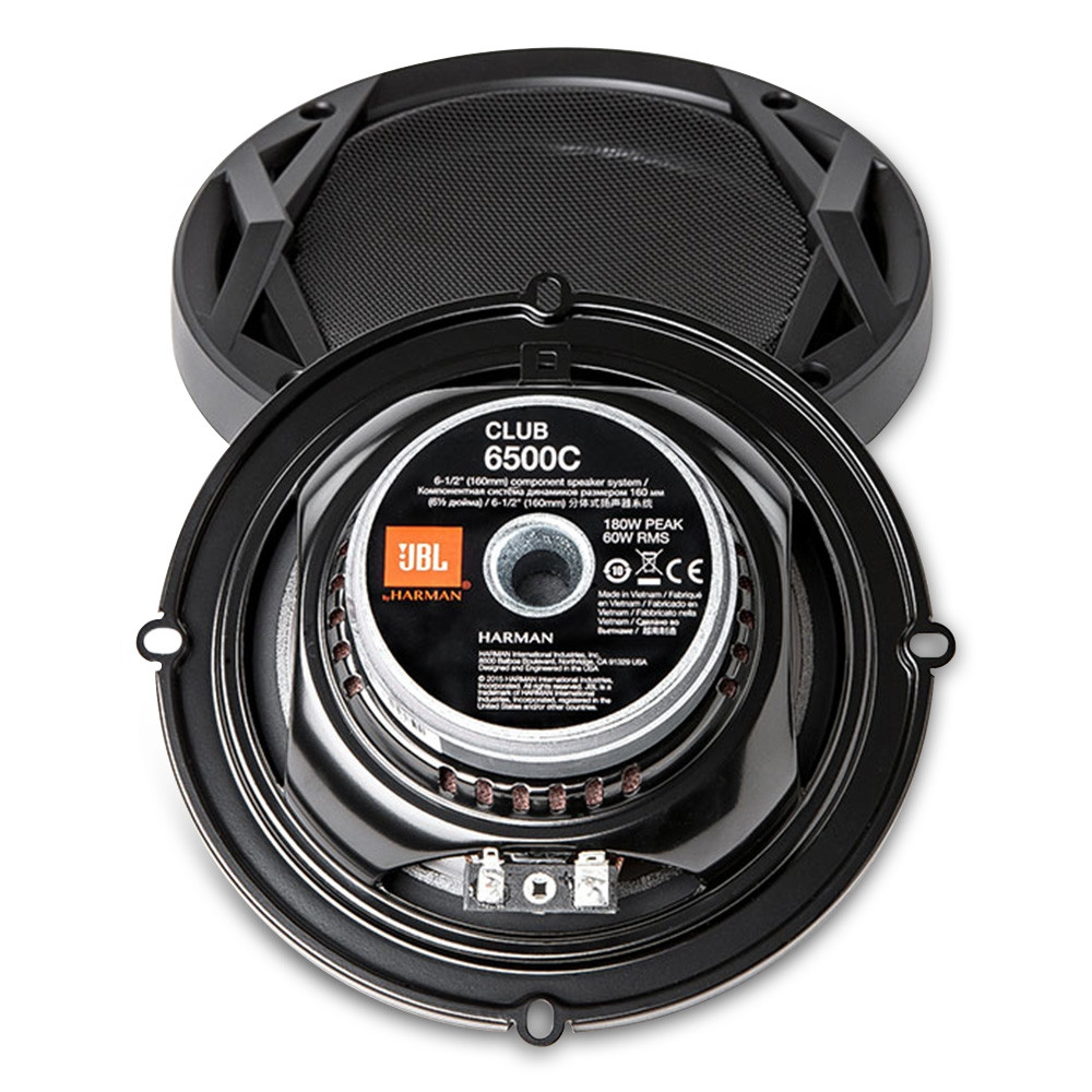 JBL CLUB - 6500C 6.5 inch 60 - 180W Two-way Car Speakers System