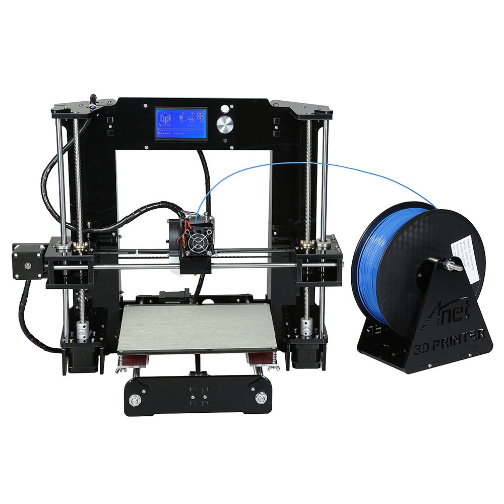 Anet A6 3D Desktop Printer Kit LCD Control Screen Display