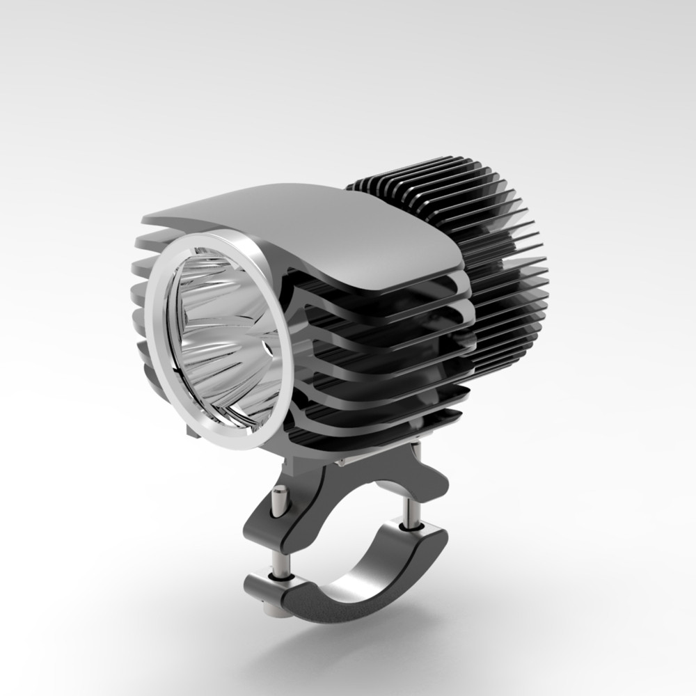 18W 6000K White Motorcycle lamp