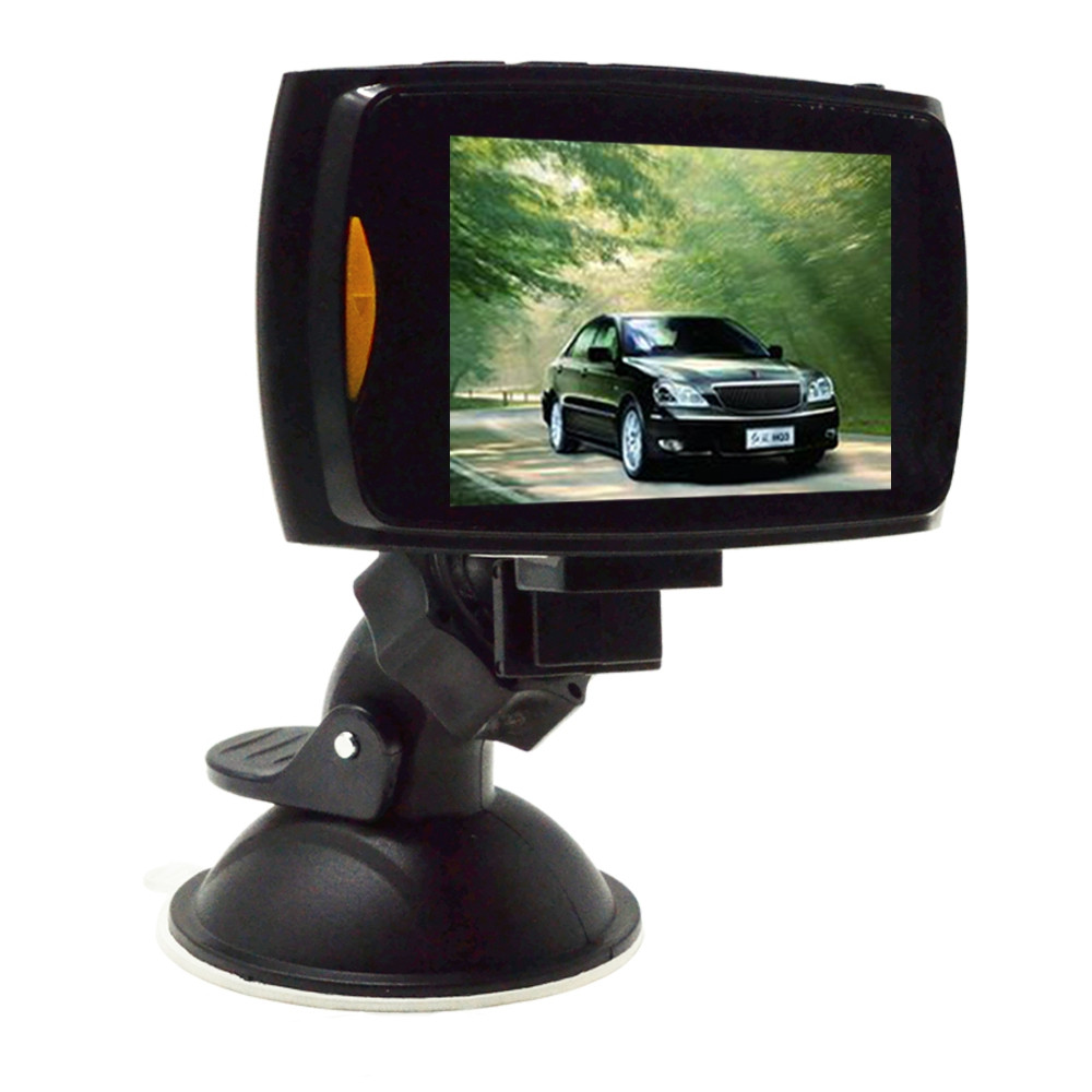 Driving Recorder Full HD LCD DVR Dashboard Cam Camera Night Vision
