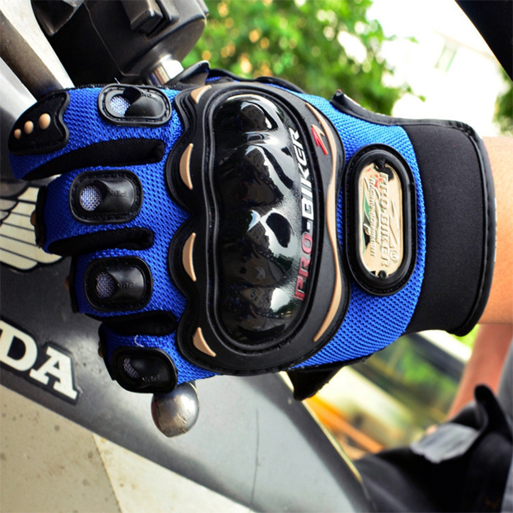 PRO-BIKER  MCS-01C Motorcycle Off-road Full Finger Knight Gloves