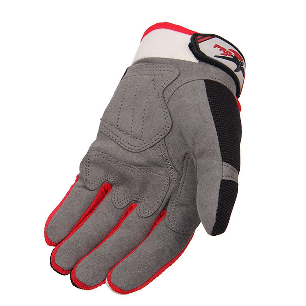 PRO-BIKER CE-02 Motorcycle Full Finger Protective Racing Gloves