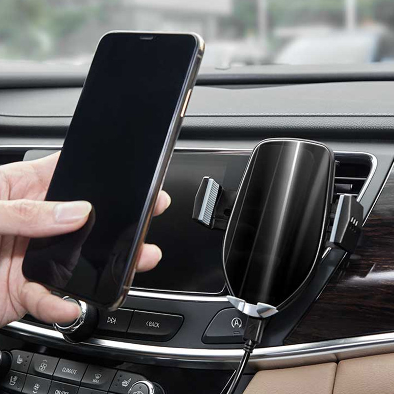 Intelligent Car Wireless Charging Mobilephone Holder