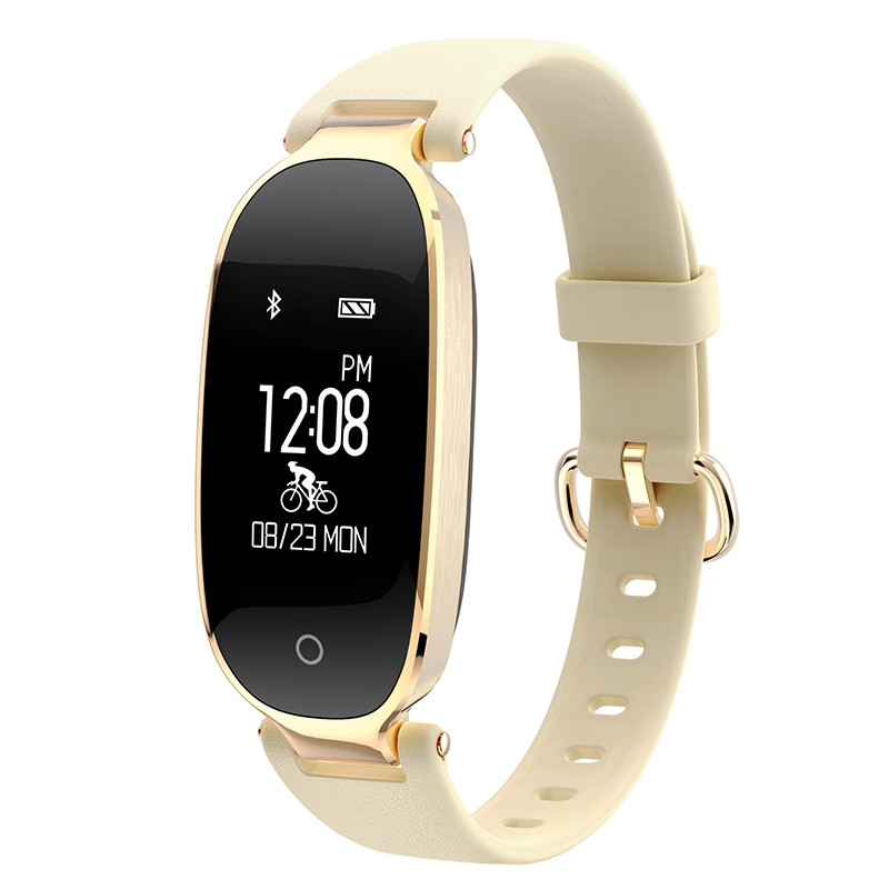 S3 Heart Rate Monitor Remote Camera Healthy Smart Bracelet for Women