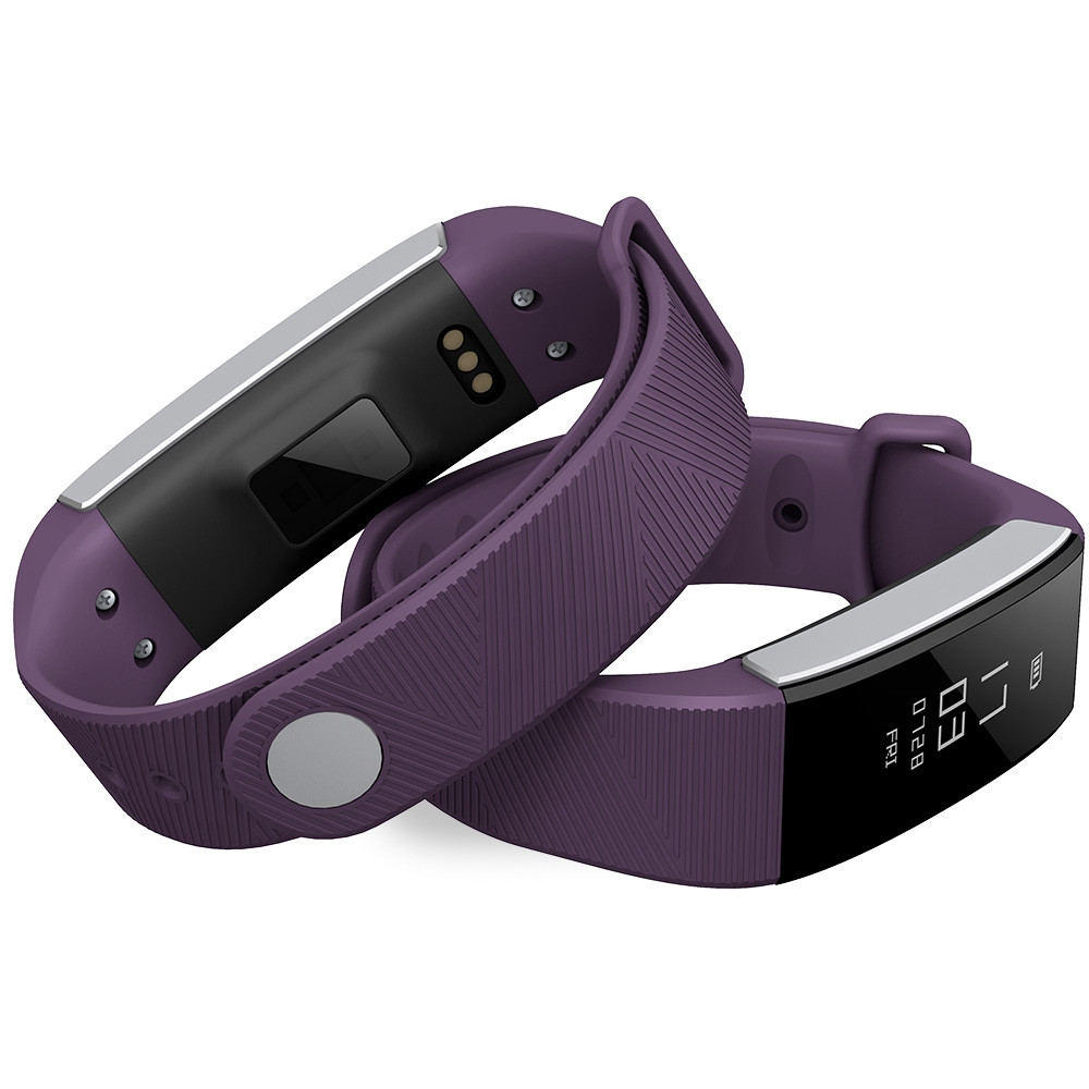 C9 Heart Rate Smartband IP67 Waterproof Calorie Consumption Sleep / Blood Oxygen Monitor Sedentary Reminder Anti-lost