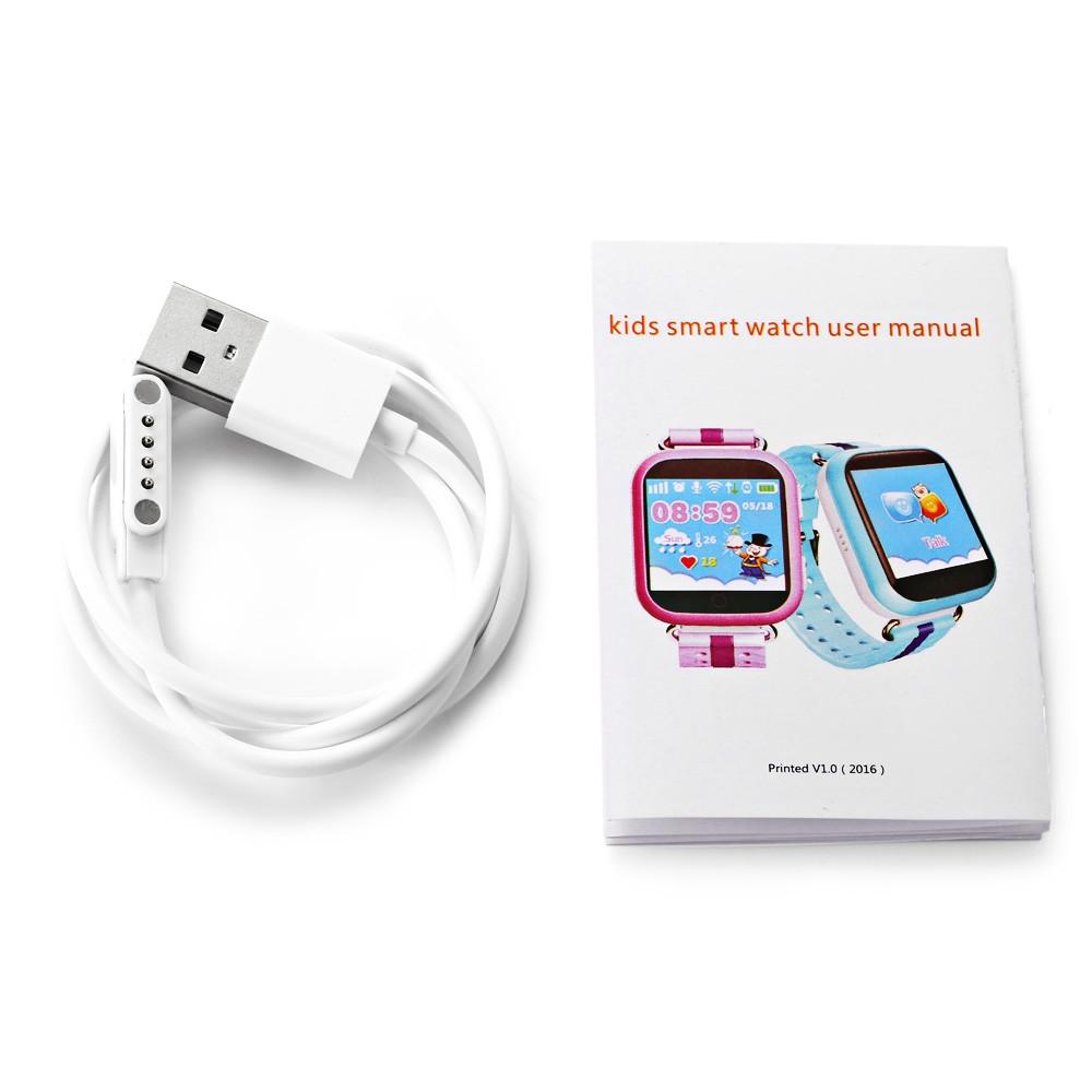Q750 Kids Safety Monitoring GPS Intelligent Smart Watch