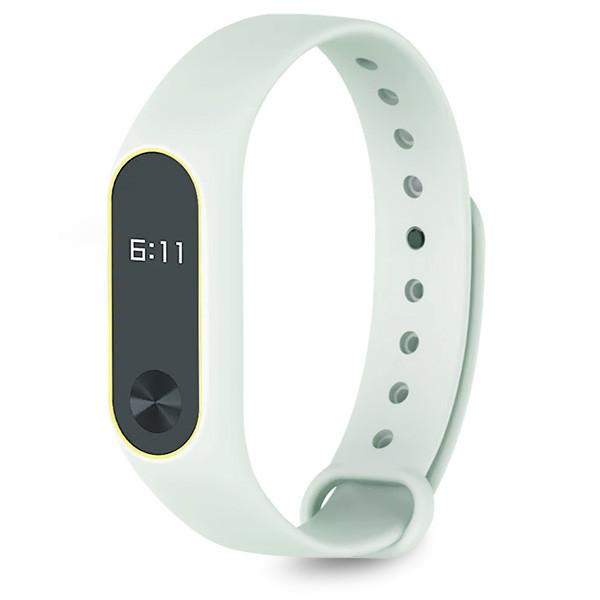 Luminous TPE Wristband for Xiaomi Mi Band 2