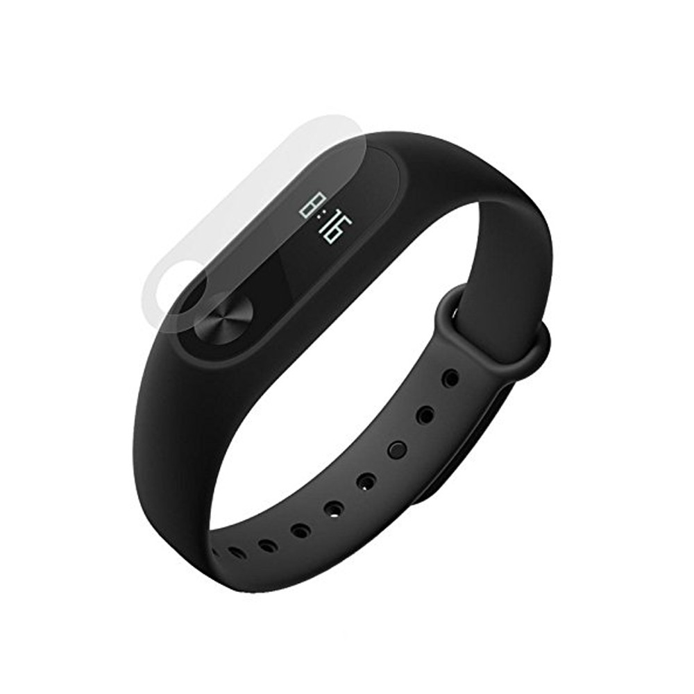 5Pcs Screen Protector Film For Xiaomi Mi Band 2 Smart Wristband Bracelet