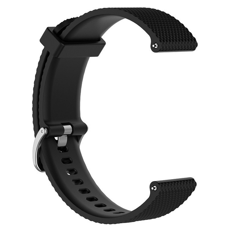20mm Silicone Replacement Soft Watch Band Strap for Samsung Galaxy Watch 42mm