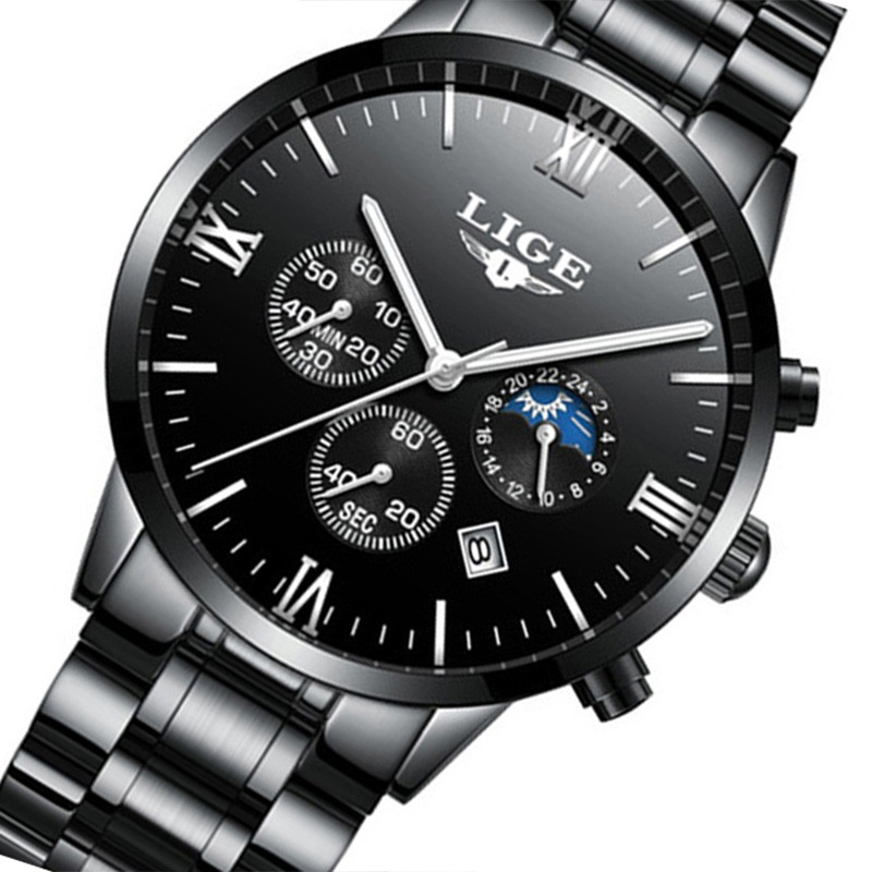 Business Men Mechanical Watch