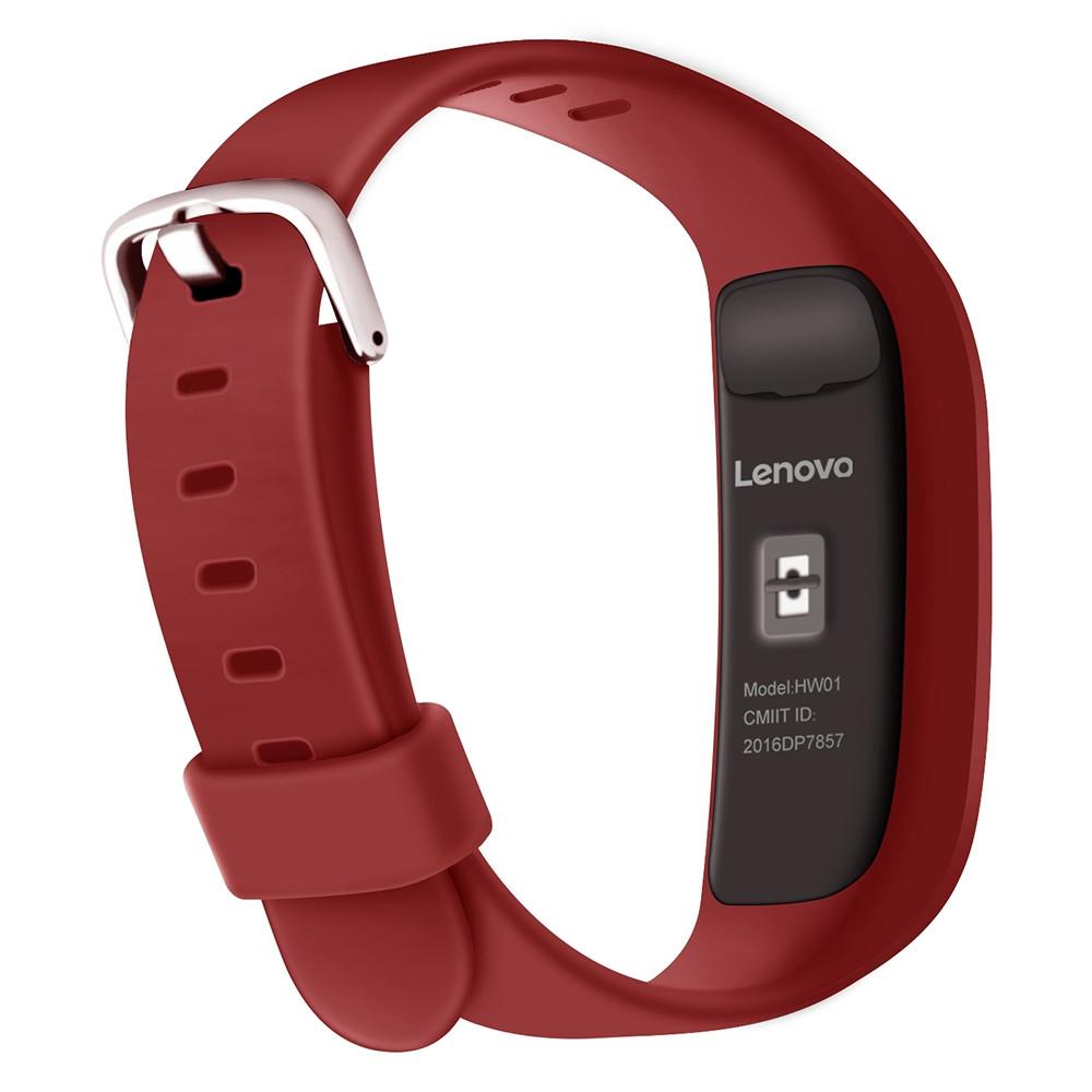 Lenovo HW01 Heart Rate Monitor Smart Wristband Sleep Manage Sports Track Bracelet