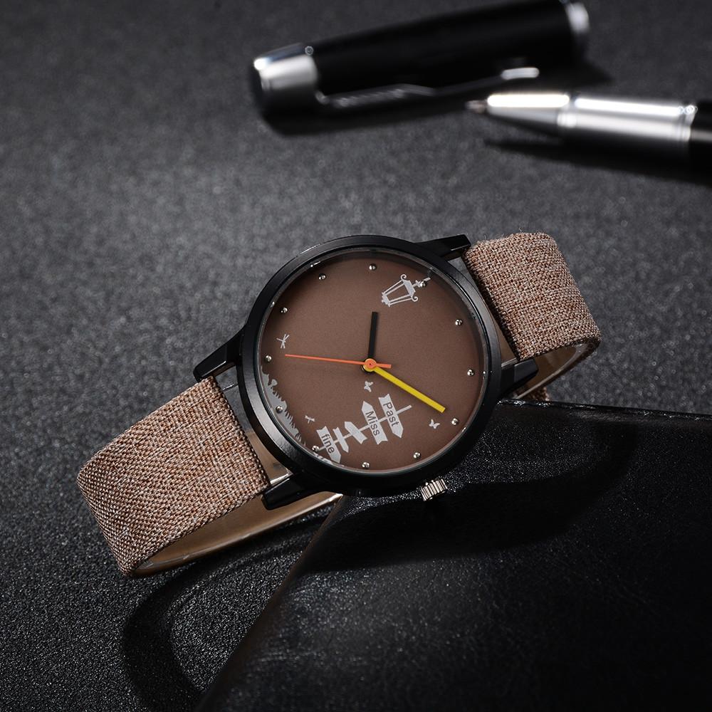 GAIETY G476 Men's Large Dial Watch