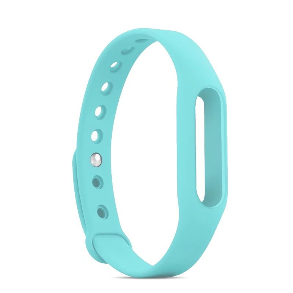 Horse Colorful Replacement Wrist Straps for Xiaomi Mi Band 2 Smart Bracelet BABY BLUE