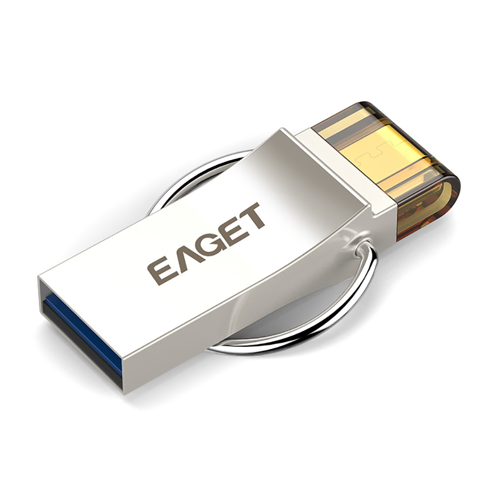 EAGET V90 USB 3.0 32G Flash Drive OTG Smartphone Pen Drive USB Stick