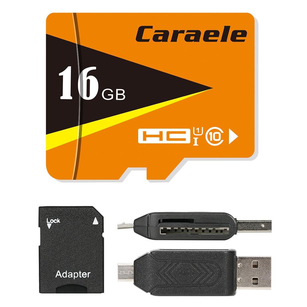 Caraele Multi-storage XC Class 10 UHS-I TF / Micro SD Memory Card