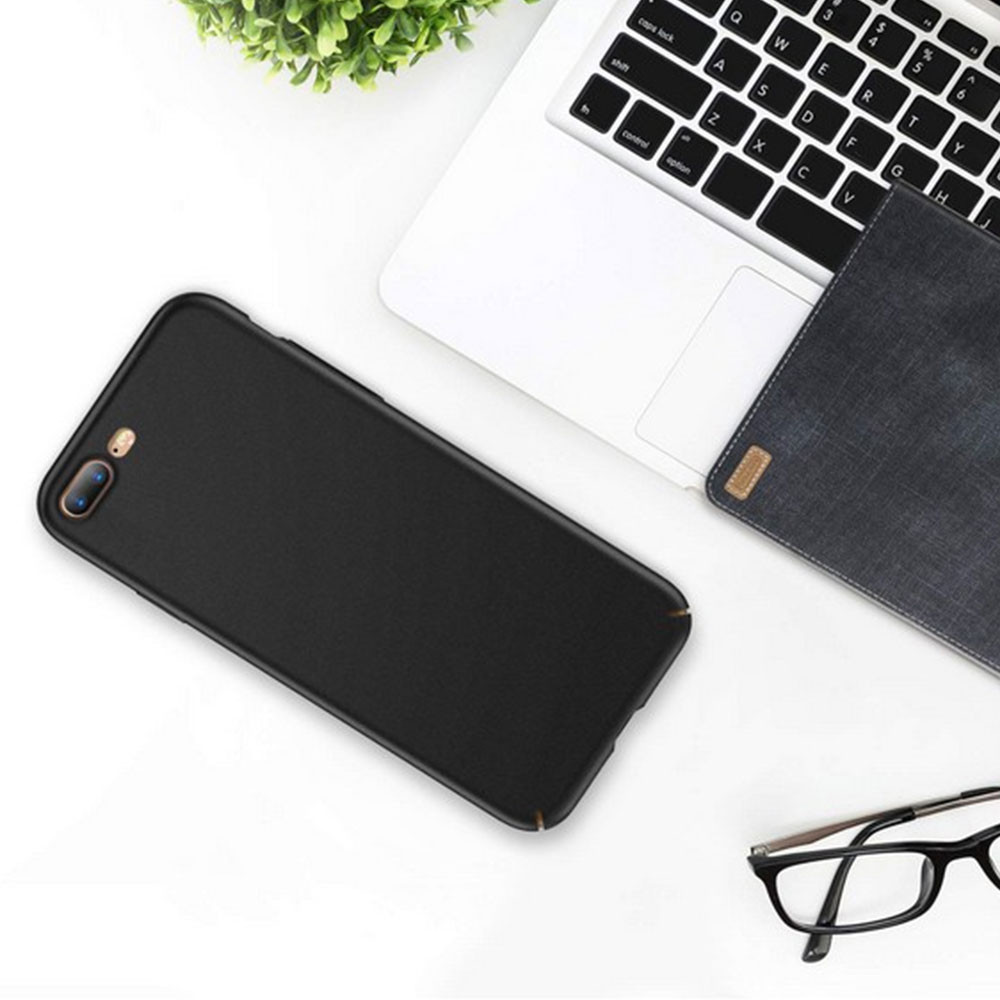 Hard Plastic Full Protective Anti-scratch Resistant Cover Case for iPhone 7 Plus / 8 Plus