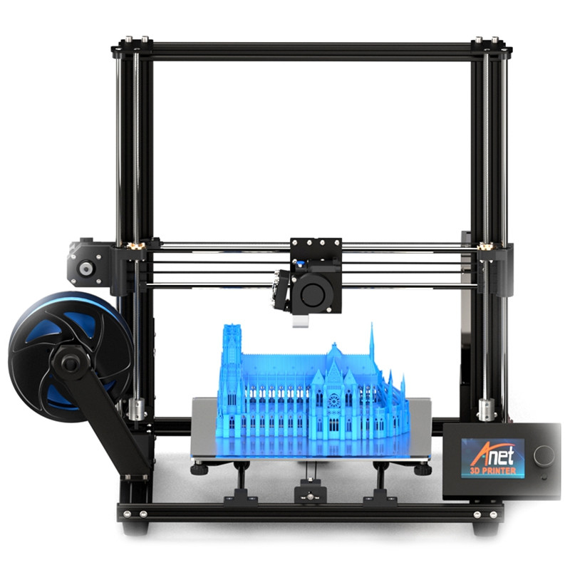 Anet A8 Plus Aluminum Frame 3D Printer