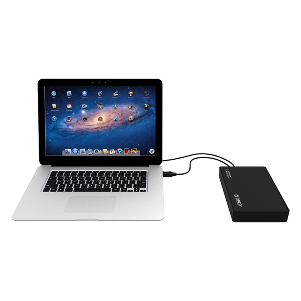 ORICO 3588US3 - V1 3.5 inch USB 3.0 SATA External Hard Drive Disk Case HDD Enclosure