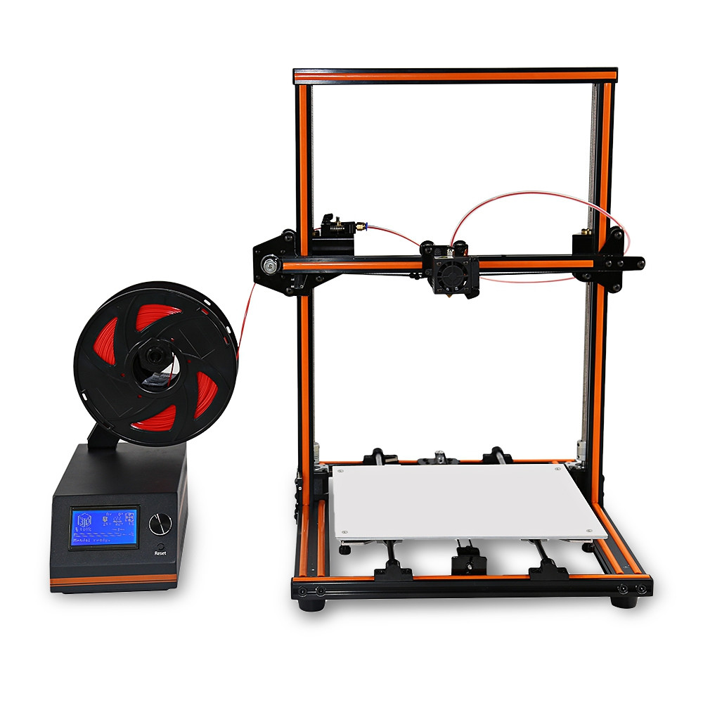 Anet E12 Aluminium Alloy Frame Easy Assembly Large Size 300 x 300 x 400 3D Printer DIY Kit