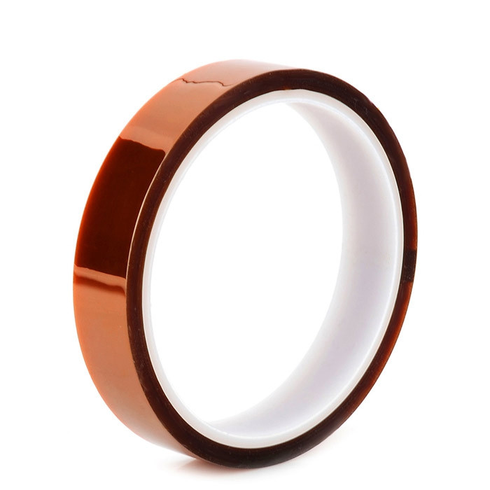 33m High Temperature Resistant Kapton Polyimide Tape 24mm Width
