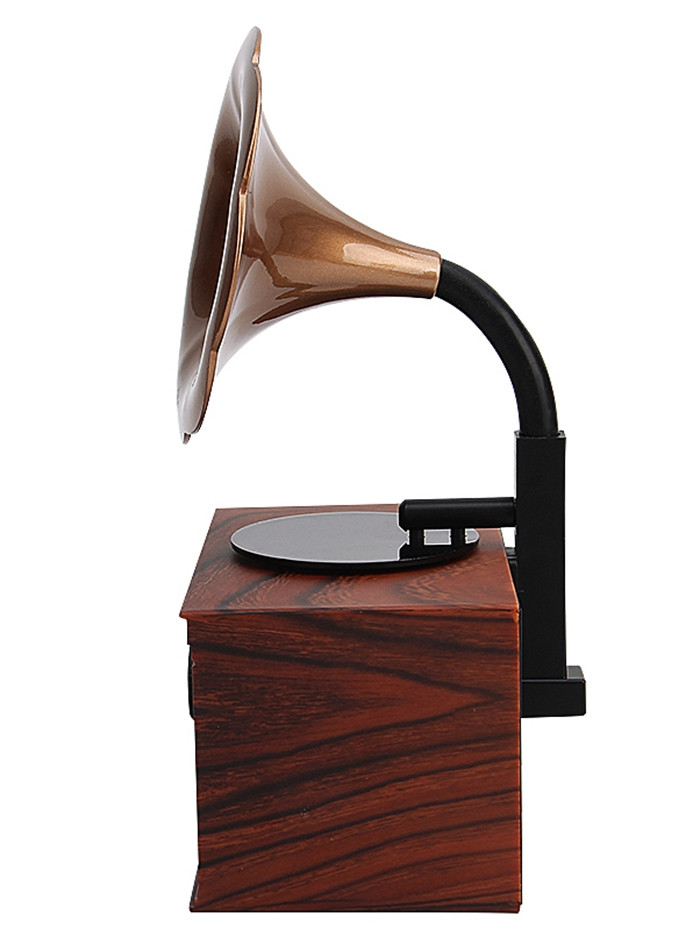ASHU Classical Bluetooth Horn Indoor Speaker