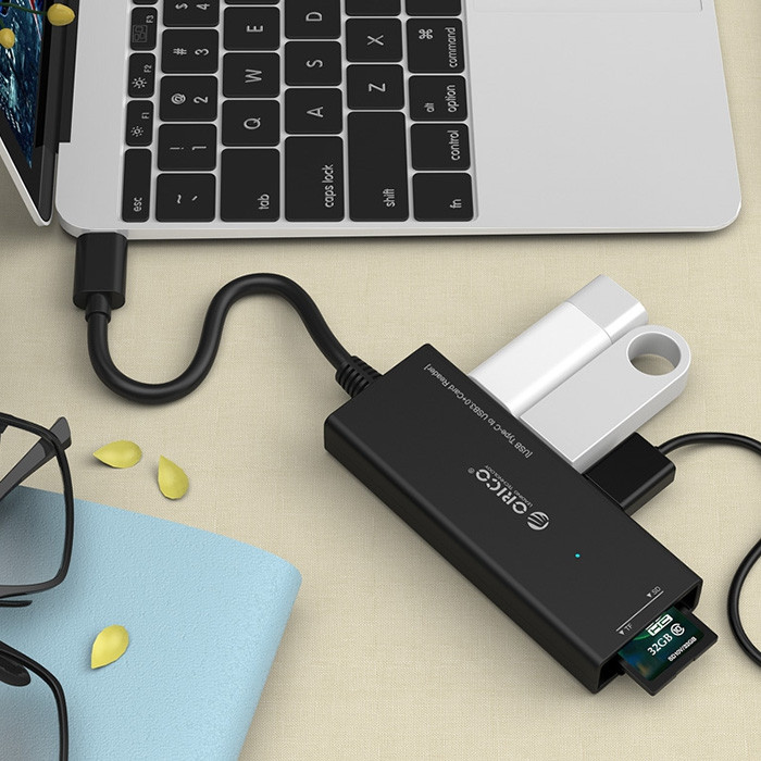 ORICO Type-C to 3 USB 3.0 Hub