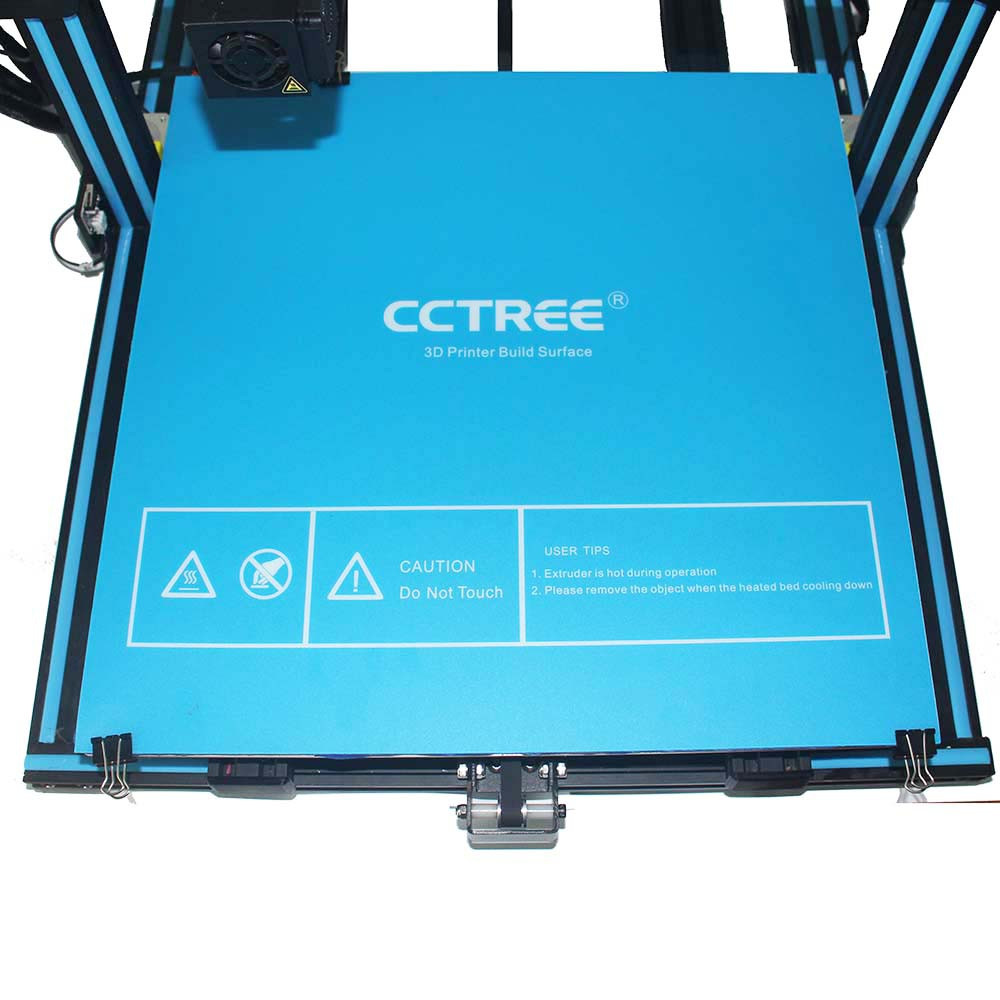 3D Printer Surface Platform Sticker for Creality CR - 10 / 10S