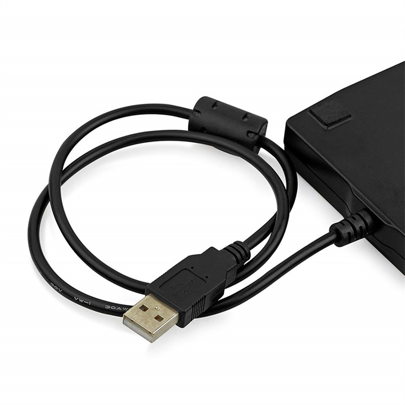 3.5 Portable USB 2.0 External Floppy Disk Drive 1.44MB for Laptop PC
