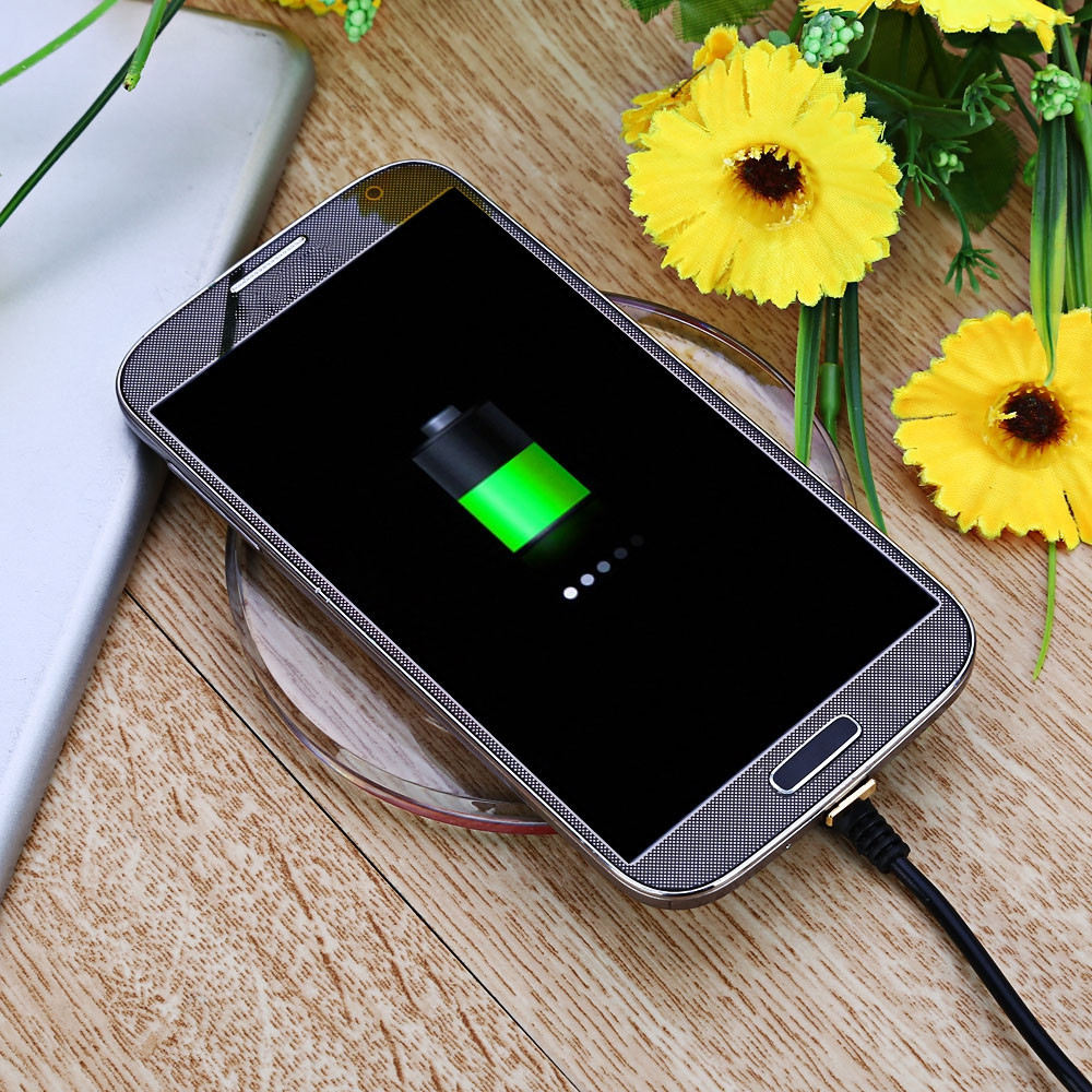 Android Devices Wireless Charging Adapter Module Pad Coil Narrow Top and Wide Bottom Type
