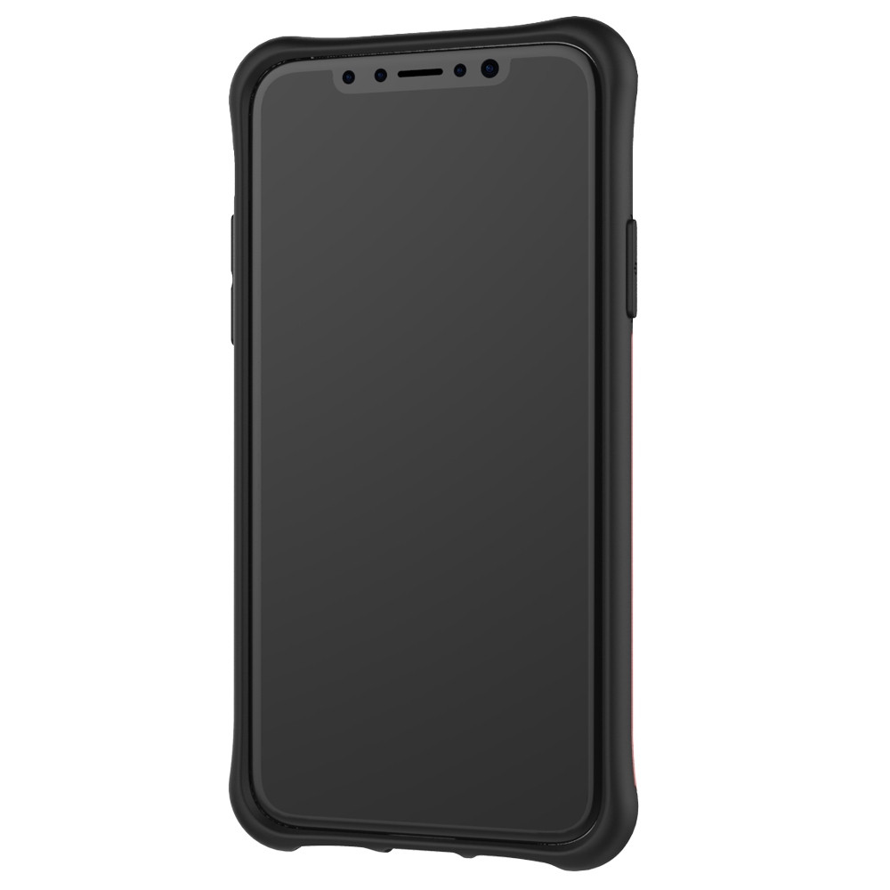 Dual Layer Protective Cover Armour Tpu + Pc Back Case with Stand for iPhone x