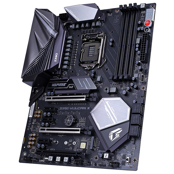 Colorful IGame Z390 Vulcan X V20 Multifunctional Intel Motherboard