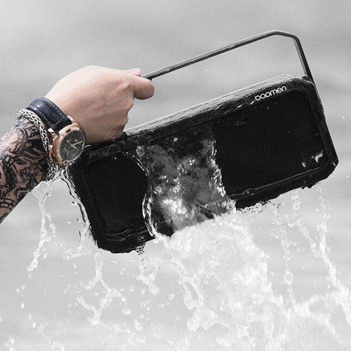 Bopmen Multifunctional Waterproof High Power Outdoor Bluetooth Speakers